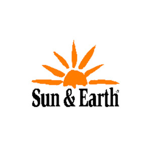 Sun & Earth Logo